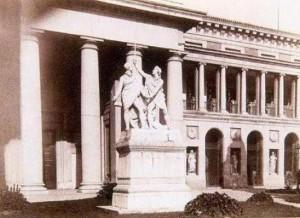 Daoiz y Velarde en el Museo del Prado años 1879-1901