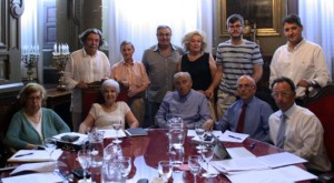 Junta Gobierno Ateneo 2017