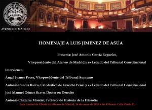 Homenaje Jiménez de Asúa